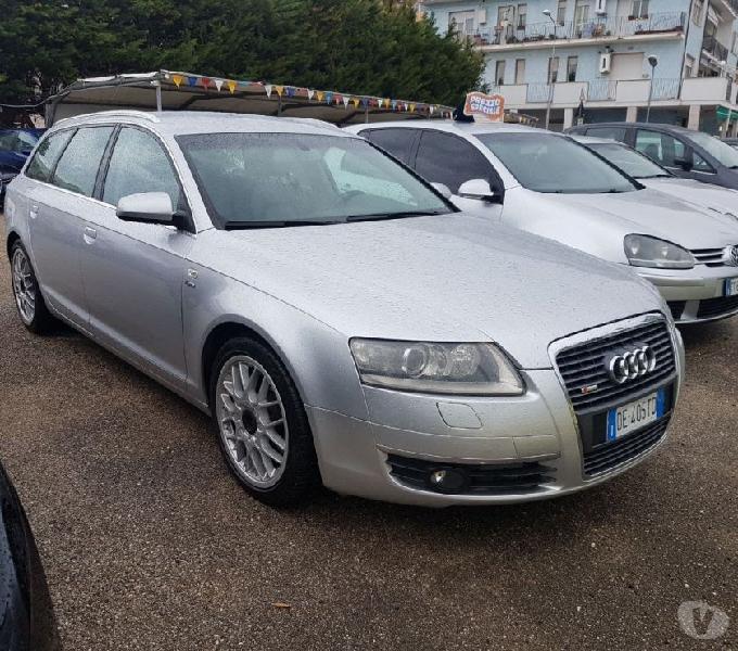 Audi a6 3.0tdi quattro aut