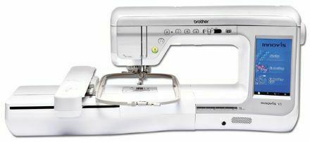 Brother innov-is v5 macchina per cucire e ricamare