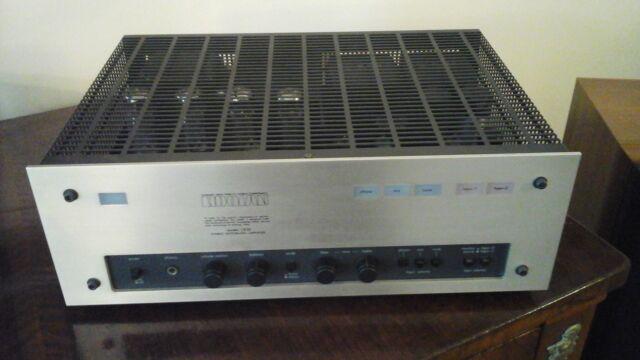 Luxman lx-33 amplificatore integrato valvolare