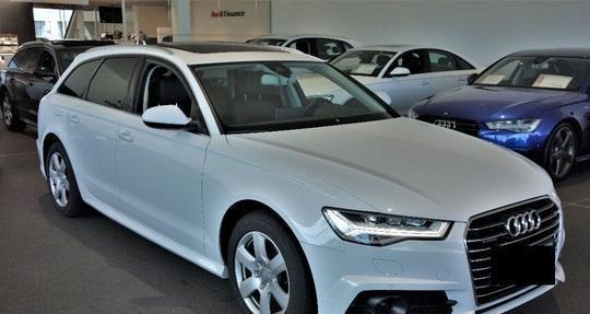 Audi a6 audi a6 2.0 quattro, led, stronic, panorama 190 cv