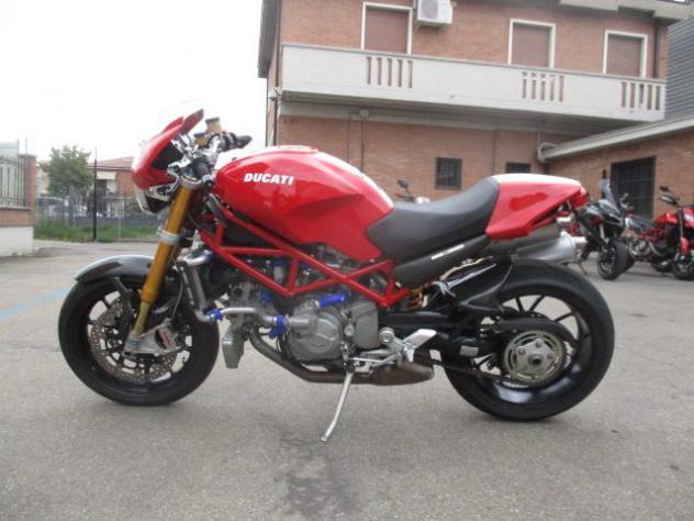 Ducati monster s4rs testastretta s4rs rif. 13299403