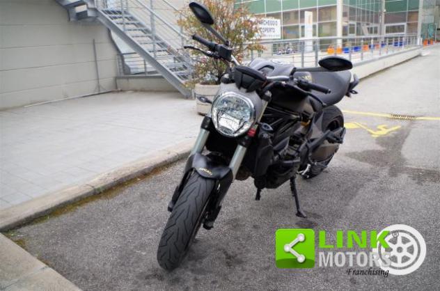 Ducati monster 821 dark abs 2016 | uni proprietario