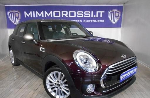 Mini cooper d clubman 2.0 hype automatica tetto led full