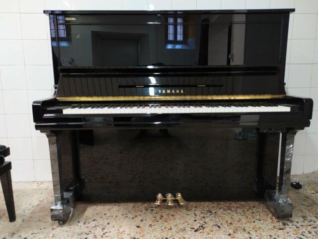 Pianoforte yamaha u3 silent originale con trasporto e
