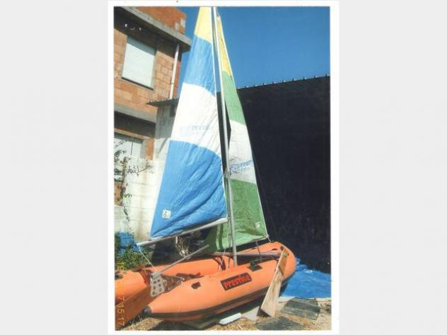 Barca a vela prestige 3.40 anno1998 lunghezza mt4