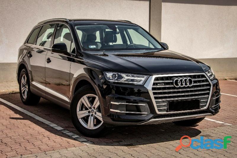 2016 Audi Q7 3.0 TDI DRIVE SELECT  7 POSTI