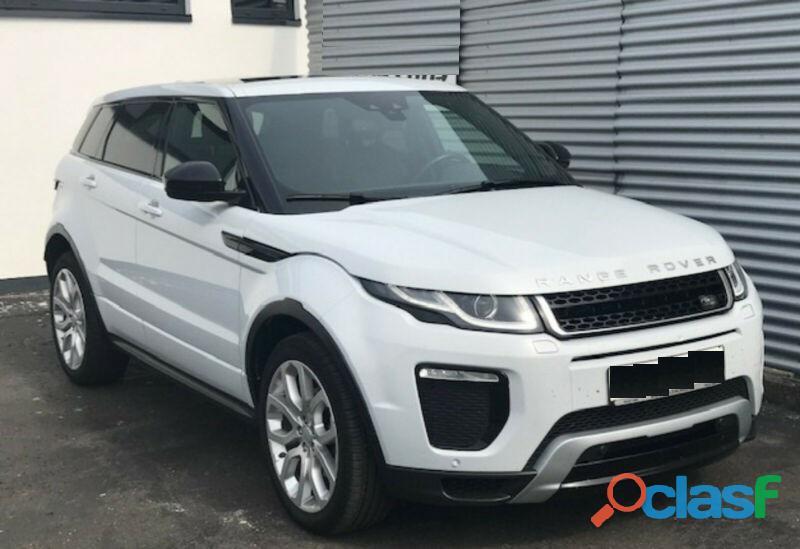 2017 Land Rover Evoque TD4 XENON NAVI PANORAMICO PELLE