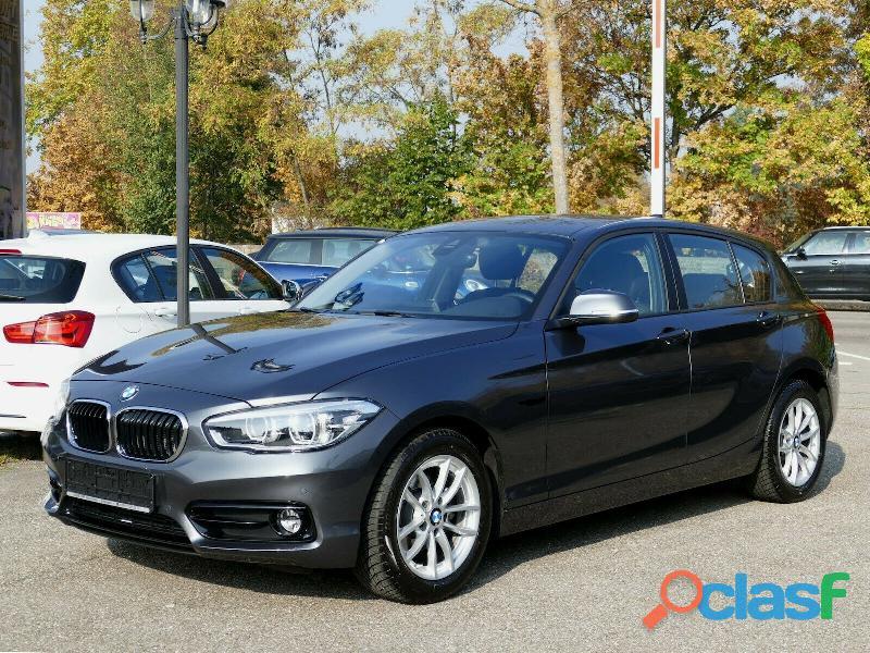 2018 BMW 120dA AdBlue pelle Navi LED