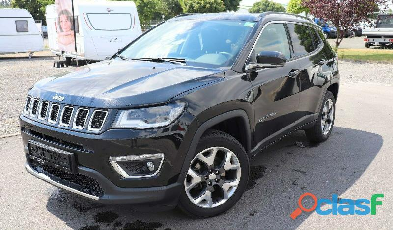2018 jeep compass limited 2.0d multijet clima   pelle