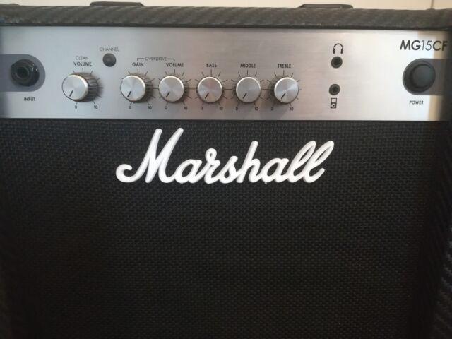 Amplificatore combo marshall mg15cf