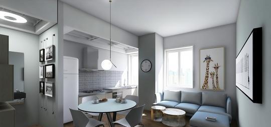Appartamenti brescia via montello