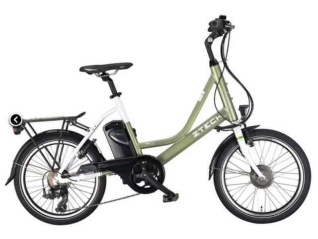 Bici elettrica 250w ztech 250w nuove