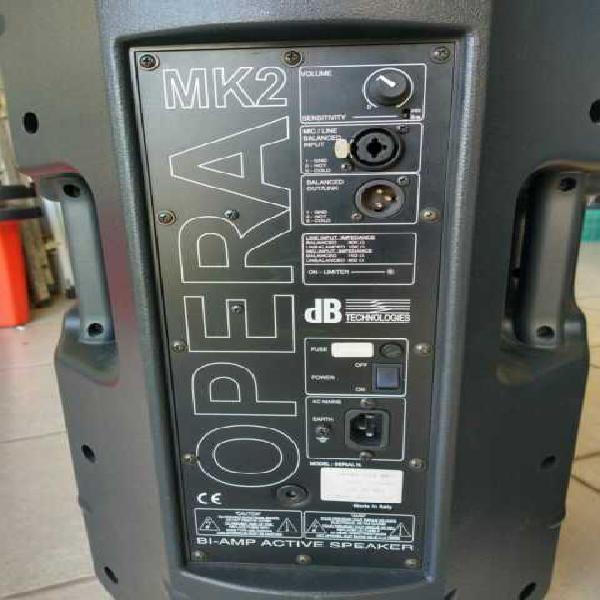 Coppia casse db technologies opera mk2 112
