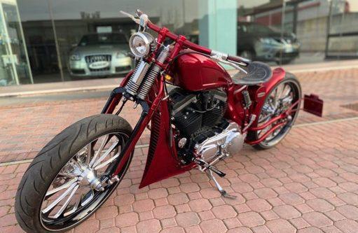 Harley davidson 1200l xl sportster low 1200 cc villafranca