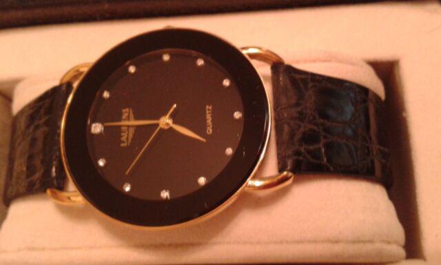 Orologio da polso vintage al quarzo laurens