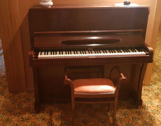 Pianoforte f. w. hunter