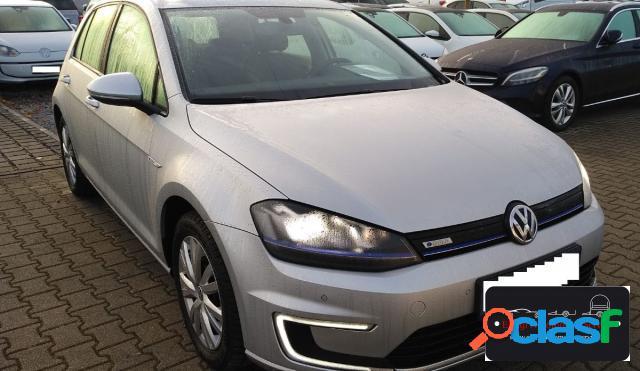 Volkswagen golf elettrica in vendita a terzigno (napoli)