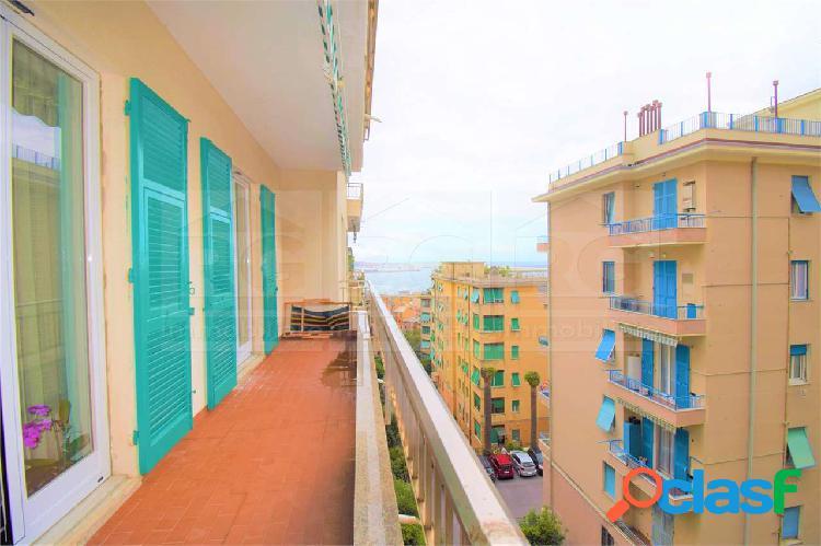 Appartamento in vendita pegli con due terrazzi