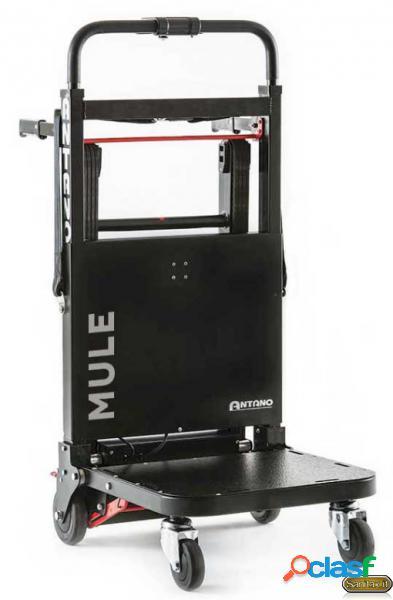 Antano Group - montascale elettrico, saliscale per merci mod. MULE