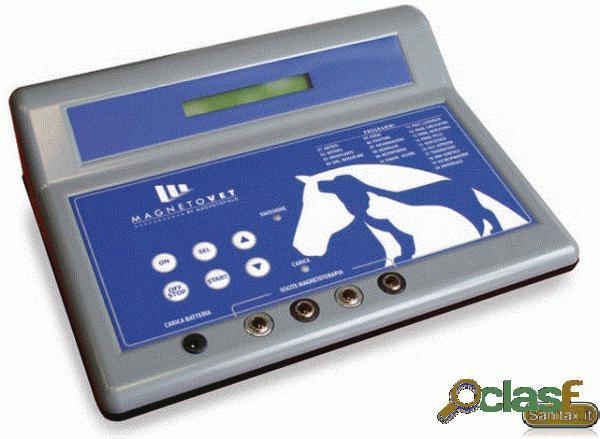 Magnetofield magneto vet - magnetoterapia uso veterinario