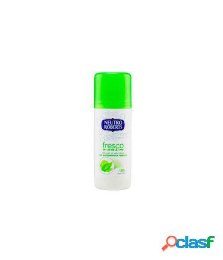 Fresco te' verde & lime - deodorante stick 40 ml
