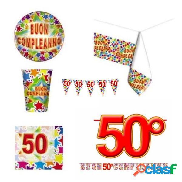Stardust compleanno 50 anni kit n 17