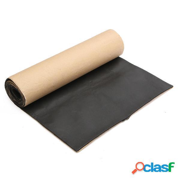 200 * 50 cm auto rumore cotone fonoassorbente bordo gomma materiale isolante fonoassorbente schiuma per interni auto iso