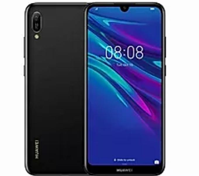 Smartphone huawei cellulare y5 2019 black