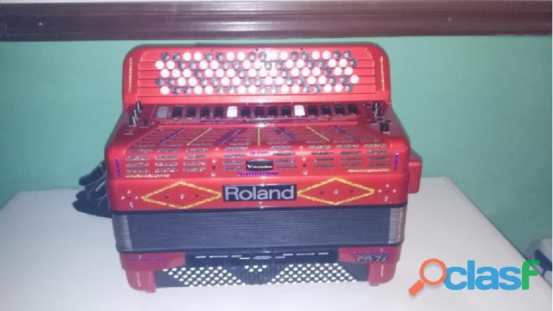 Come nuovo roland frx 7 fisarmonica