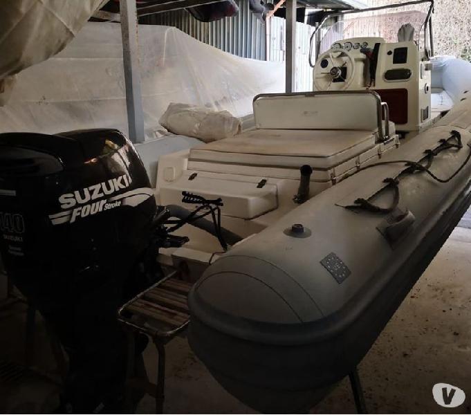 Gommone 650 joker boat coaster 4t cv140