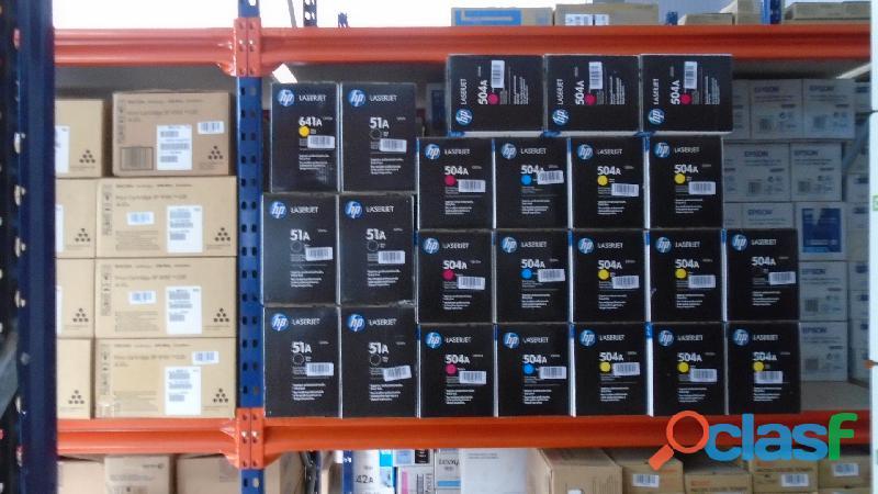 Toner cartridges OEM