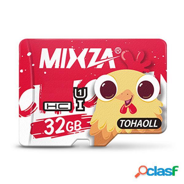 Mixza year of the rooster edizione limitata u1 32gb micro memory card tf