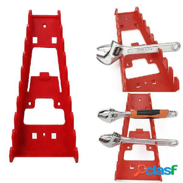 Chiave per chiave organizzatore supporto per selezionatore vassoio per attrezzi montato a parete presa di corrente kit d