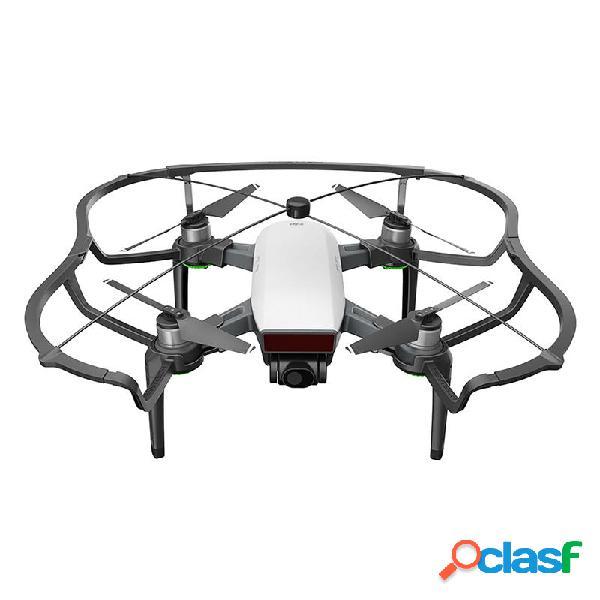 Protezione per elica protezione per lama con kit di protezione per carrello di atterraggio per dji spark rc drone