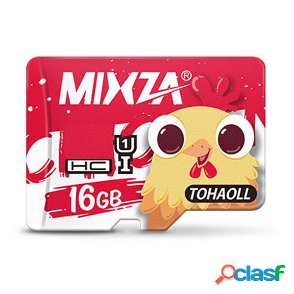 Mixza year of the rooster edizione limitata u1 16gb micro memory card tf