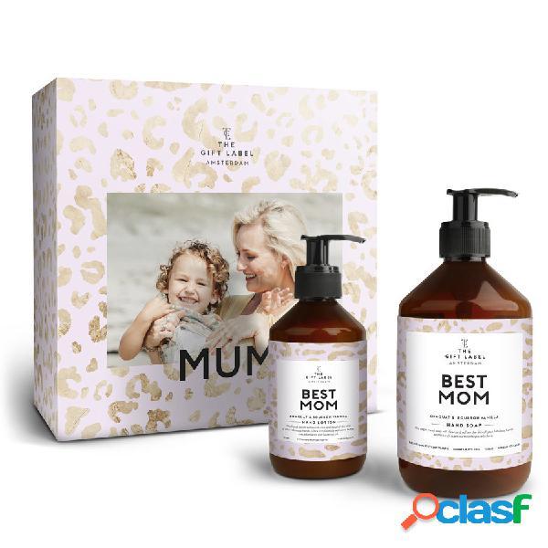The Gift Label - confezione regalo - Mamma