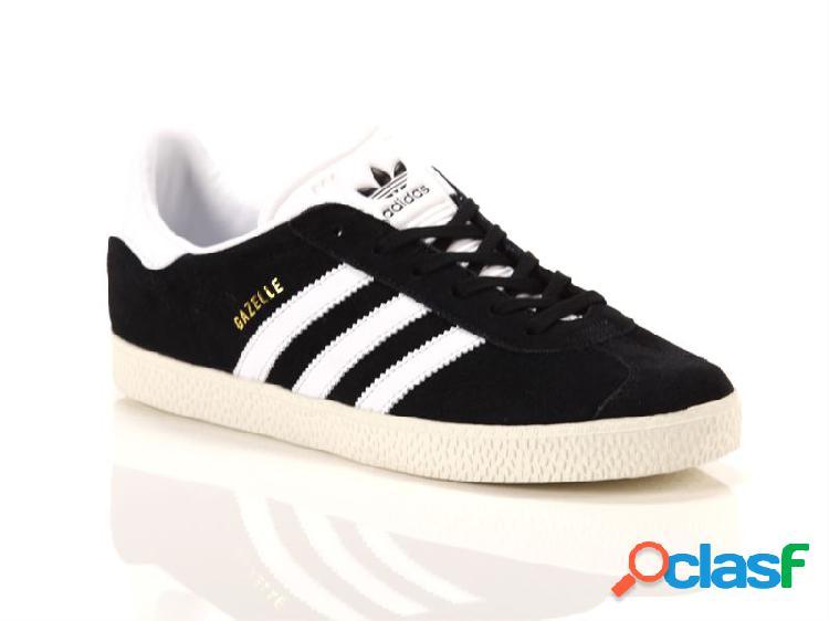Adidas gazelle j, 36, 38 grigio