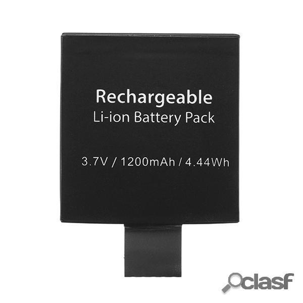 Lb103 ricambio ricaricabile li-ion batteria 1200 mah per gitup g3 duo sport action fotografica