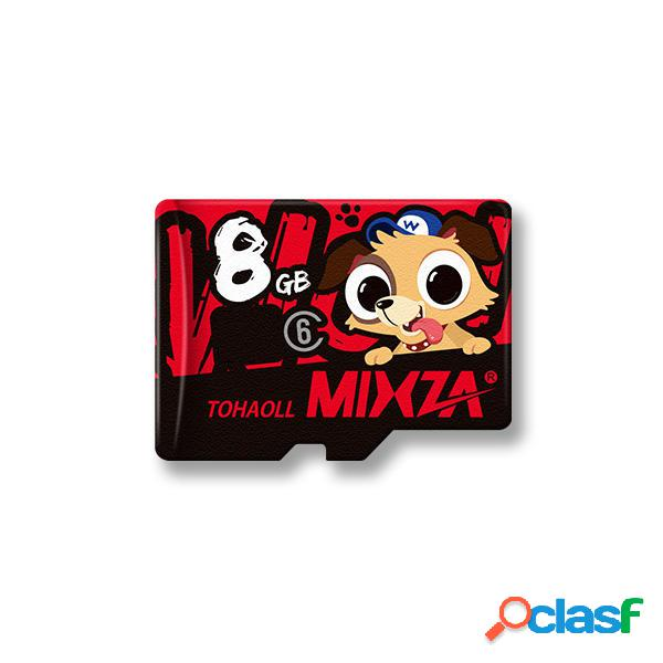 Mixza Year of the Dog Edizione limitata C6 Scheda di memoria TF da 8 GB