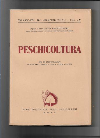 1950 PESCHICOLTURA
