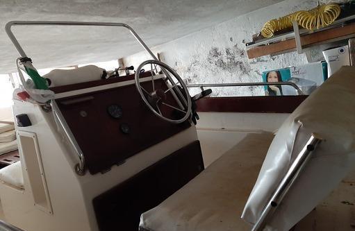Elan 4.95 gt f motore honda 50 hp pianezza