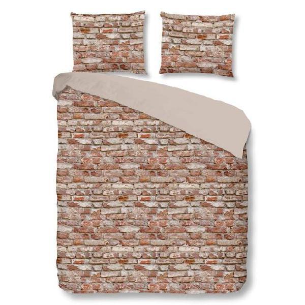 Good morning copripiumino 5276-a brick 200x200/220 cm
