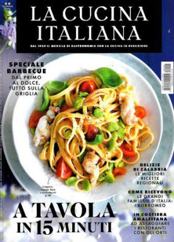 La cucina italiana annate complete