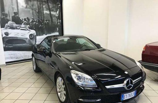 Mercedes benz slk 200 sport casteggio