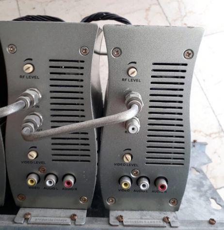 Modulatore sat fte dvb201b