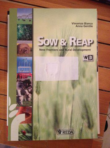 Sow & Reap libro inglese agrario