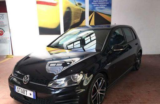 Volkswagen golf gtd 2.0 tdi dsg 5p. cormano
