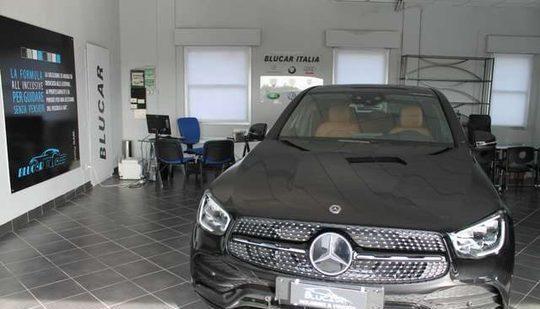 D 4matic coupé premium amg brescia