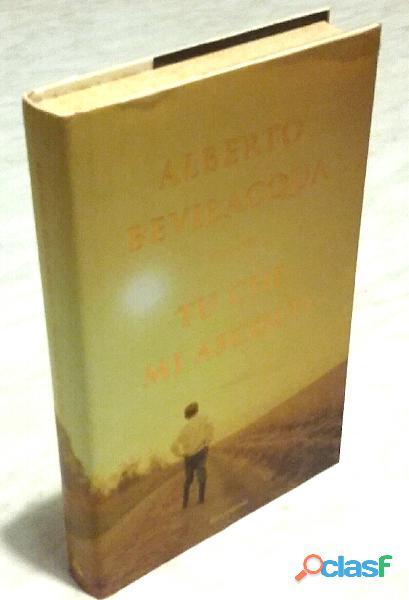 Tu che mi ascolti di Alberto Bevilacqua 1° Edizione Mondadori 2004 nuovo