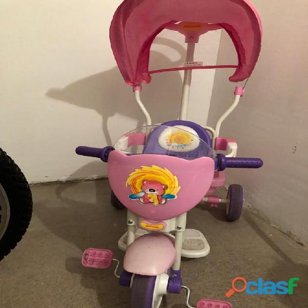 Triciclo bambina